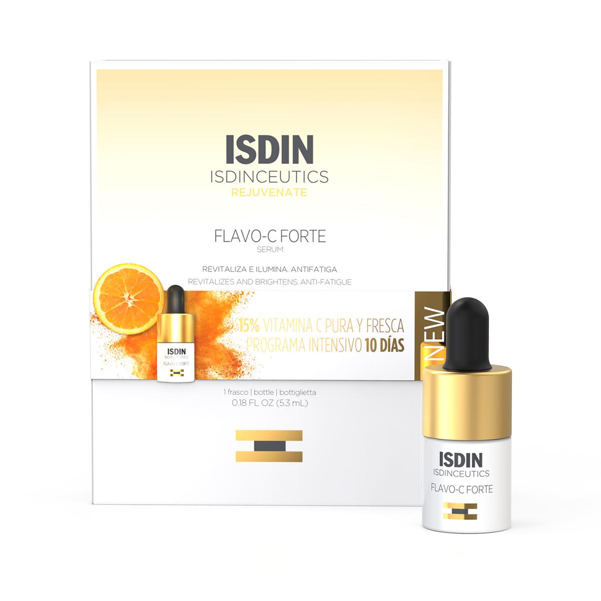 Isdinceutics sérum